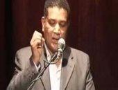 استقرار حالة عبد الناصر علام.. ووفد من اتحاد الكتاب يزوره