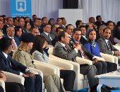 """صفحة مؤتمر الشباب تنشر أهم توصيات جلسة """"محاكاة مراحل الاقتصاد المصرى"""""""