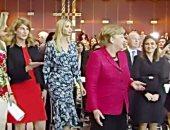 """""""سحر نصر"""" تشارك فى قمة المرأة ببرلين بحضور """"ميركل"""" و""""ايفانكا ترامب"""""""