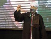 بالفيديو والصور.. محمود التهامى يبدأ وصلته لليلة الختامية لمولد السيدة زينب