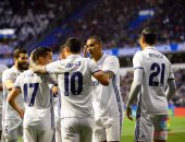 تشكيل ريال مدريد المتوقع أمام غرناطة.. الملكى بدون رونالدو