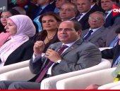 السيسي: توصيف مشكلة مصر كان كله خداع والدولة اندبحت سنة 67