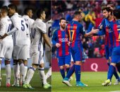 قرعة الدورى الإسبانى.. ريال مدريد يواجه برشلونة 20 ديسمبر