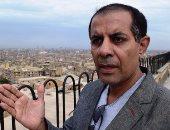 رئيس قطاع الآثار: حريق ورش أحذية منطقة باب الوزير أثر على سقف السبيل