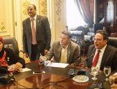 لجنة القوى العاملة بالبرلمان تقر باب المحاكم العمالية بقانون العمل الجديد