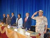 محافظ البحيرة تشهد الاحتفال بذكرى تحرير سيناء