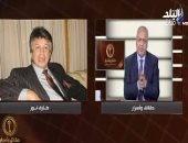 """مصطفى بكرى:طارق نور  كلف أحد مذيعى قناته بشن حملة ضد """"فيرنكس آند ذاهوم"""""""