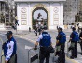 مقدونيا الشمالية: العثور على 56 مهاجرًا غير شرعى داخل شاحنة قادمة من اليونان