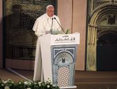 بالفيديو والصور.. بابا الفاتيكان: مصر بتاريخها وموقعها تلعب دورا لا غنى عنه بالشرق الأوسط