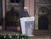 الطيب: الأديان السماوية بريئة من الإرهاب ويجب ألا نحاكمها بجرائم قلة عابثة