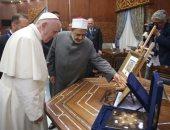 شيخ الأزهر الشريف يختتم زيارته إلى الإمارات العربية المتحدة