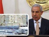 """وزير الصناعة يفرض رسم مكافحة إغراق على واردات الحديد لمدة 4 أشهر.. فرض 17% على وارد الصين و15% إلى 27% على """"الأوكرانى"""" و10% إلى 19% على """"التركى"""".. اتحاد الصناعات: القرار له مردوده الإيجابى على الصناعة المصرية"""