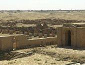 بالصور.. ما تريد معرفته عن مدينة الحضر الأثرية فى العراق بعد تحريرها