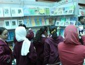 بالصور.. مكتبة مصر الجديدة تختتم معرضها للكتاب