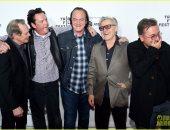 """بعد 25 عاما.. كوينتن تارانتينو يشاهد """"Reservoir Dogs"""" بمهرجان Tribeca"""