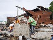 بالصور.. زلزال بقوة 7.2 ريختر يضرب جزيرة مينداناو بالفلبين