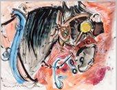إبداعات الفنانة السويسرية الراحلة مارجو فيون بقرطبة.. الأربعاء