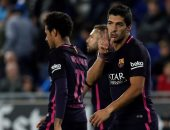 ترتيب الدورى الإسبانى بعد فوز برشلونة وريال مدريد