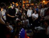 بالصور.. المعارضة الفنزويلية تدعو إلى مسيرات جديدة بمناسبة عيد العمال