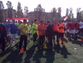 بالصور..انطلاق البطولة الثانية لكأس القنصلية المصرية فى كرة القدم بميلانو