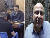 بالفيديو..صاحب قهوة إمبابة: علاء مبارك مدفعش الحساب