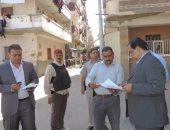 مدير أمن كفر الشيخ يتفقد تأمين الكنائس للوقوف على مدى يقظة القوات