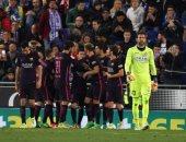 ملخص وأهداف فوز برشلونة على إسبانيول 3 – 0 فى الدورى الإسبانى