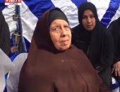 """بالفيديو.. شقيقة مظهر أبو النجا: """"توقع موته من 5 شهور وأمر بتجهيز قبره"""""""