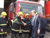 إصابة 3 سيدات بحروق نتيجة حريق بمنزلهم بأولاد صقر بالشرقية