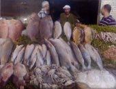 أسعار السمك اليوم الجمعة 6-9-2019 بسوق العبور