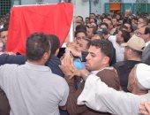 الدقهلية تشيع اليوم جثمان ضابطين استشهدا بالوادى الجديد