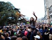 """موسيقى ورقص فى احتفالات عيد العمال بمهرجان """"ماى مورنينج"""" بأوكسفورد"""