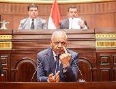 مصطفى بكرى يطالب رئيس النواب بفتح تحقيق فى واقعة إلهامى عجينة والصحفيين