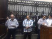 بالفيديو والصور.. الإعدام لمتهمين لجلبهما 38 كيلو هيروين من إسرائيل