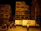 الصليب الأحمر يتمكن من إيصال مساعدات جديدة للفارين من عفرين السورية