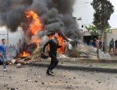 المرصد السورى: انفجار سيارة ملغومة بمحيط سجن لعناصر تنظيم داعش الإرهابى