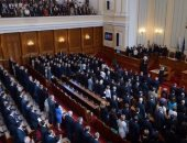 البلغاريون يدلون بأصواتهم فى الانتخابات البرلمانية للمرة الثانية خلال العام