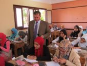 إحالة رئيس لجنة للتحقيق لكتابة التلاميذ الإجابة بالقلم الرصاص بالفيوم
