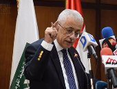 """طارق شوقى: ندرس بدائل للثانوية العامة.. ونطبق """"الفصل المقلوب"""" سبتمبر المقبل"""
