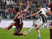 بالفيديو.. يوفنتوس يخطف تعادلا قاتلا من تورينو فى الدقيقة 92