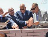 عميد تجارة عين شمس يطالب على جمعة وأبو الغيط المساهمة فى بناء فرع الكلية الجديد