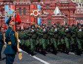 كتيبة من الشرطة العسكرية الروسية تعود من سوريا إلى موسكو