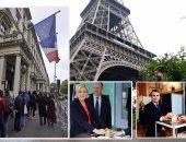 """""""ماكرون"""" يكتسح مؤشرات تصويت """"فرنسيو الخارج"""" قبل ساعة من انتهاء انتخابات فرنسا.. المرشح الشاب يحصد 93% من أصوات نيويورك مقابل 7% لـ""""لوبان"""" ويتنزع 90% من كندا.. و36.7% أعلى نسب تصويت لمرشحة اليمين فى """"سان بيار"""""""