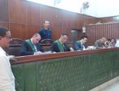 إجراءات أمنية مشددة قبل انعقاد جلسة محاكمة 488 إخوانيا بالمنوفية