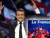 ماكرون: من قالوا إن فوزى مستحيل لا يعرفون فرنسا