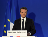 إيمانويل ماكرون يحيى ناخبيه على دعمه برئاسة فرنسا وإنقاذ أوروبا