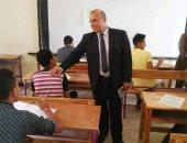وكيل تعليم الدقهلية يتفقد لجان متابعة امتحانات الشهادة الإبتدائية