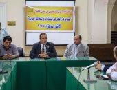 """بالصور.. """"المحامين العرب"""" يعلن تشكيل لجنة لتوثيق شهادات الأسرى الفلسطينين"""