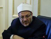 """مفتى الجمهورية لأبطال """"سيناء 2018"""": نقف معكم فى خندق واحد ضد جماعات الإرهاب"""