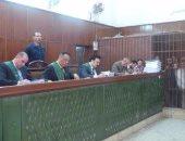 """استكمال مرافعة الدفاع فى محاكمة 32 متهما بخلية """"ميكروباص حلوان"""" اليوم"""